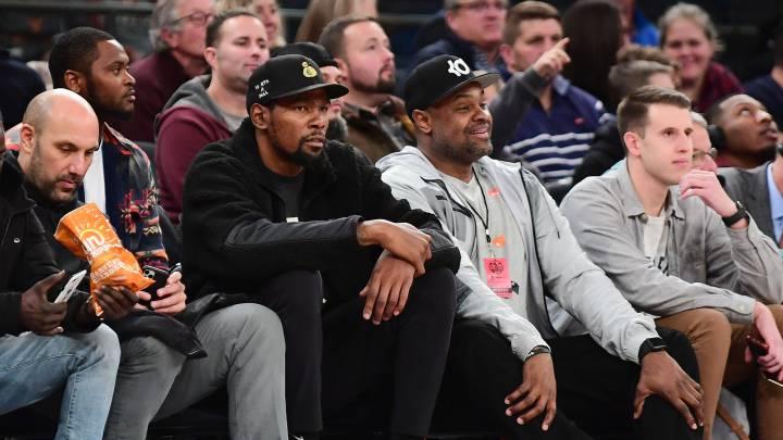 Kevin Durant pidió que la NBA permita el consumo de marihuana
