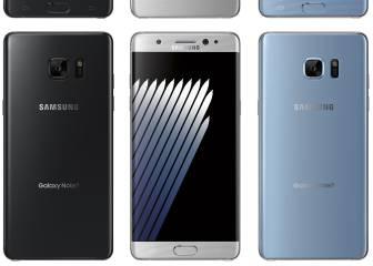 El precio del Samsung Galaxy Note 7 en Europa podría ser este