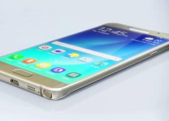 El Samsung Galaxy Note 7 confirma que será resistente al agua