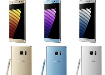 Las limitaciones del lector de iris del Samsung Galaxy Note 7