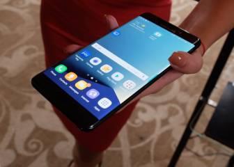 Secretos del Galaxy Note 7 que no mostró Samsung en la presentación