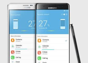 El Samsung Galaxy Note 7 de 6 GB de RAM es una realidad