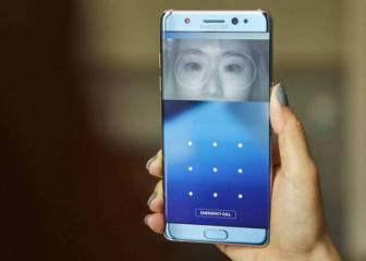 Así funciona el lector de iris del Samsung Galaxy Note 7