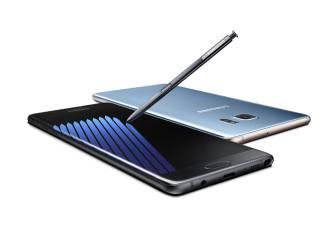 Así es por dentro el Samsung Galaxy Note 7