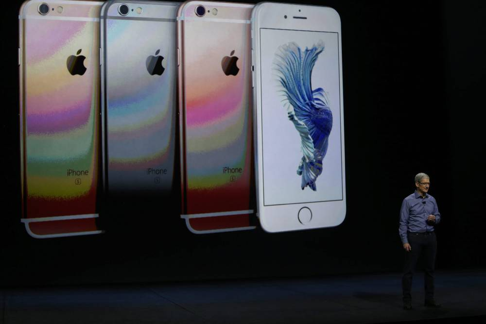 Presentación Iphone 7: Keynote Apple en vivo y en directo online desde San Francisco a las 19:00 horas con Betech