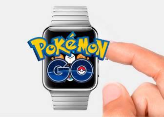 Apple y Niantic presentan Pokémon GO para el Apple Watch