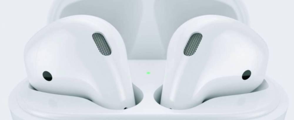 Apple Airpods Los Auriculares Sin Cable Para El Iphone 7