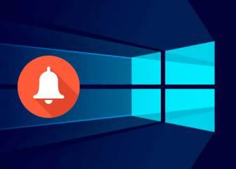 Cómo personalizar las notificaciones en Windows 10