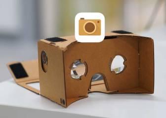 Graba vídeos de realidad virtual con la nueva Cámara Cardboard de Google para iOS