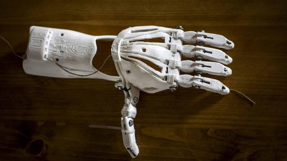 Las impresoras 3D ya son capaces de imprimir huesos - AS.com