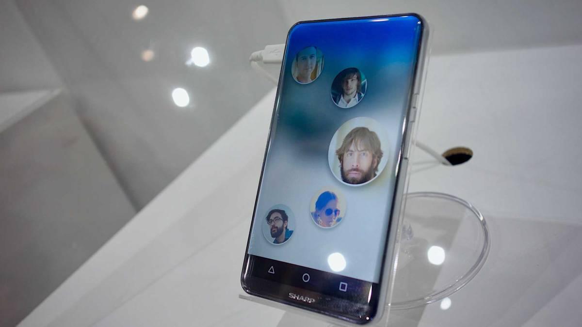 Así podría ser la pantalla sin marcos del iPhone 8 - AS.com