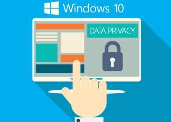 5 ajustes de seguridad para tener un Windows 10 más privado