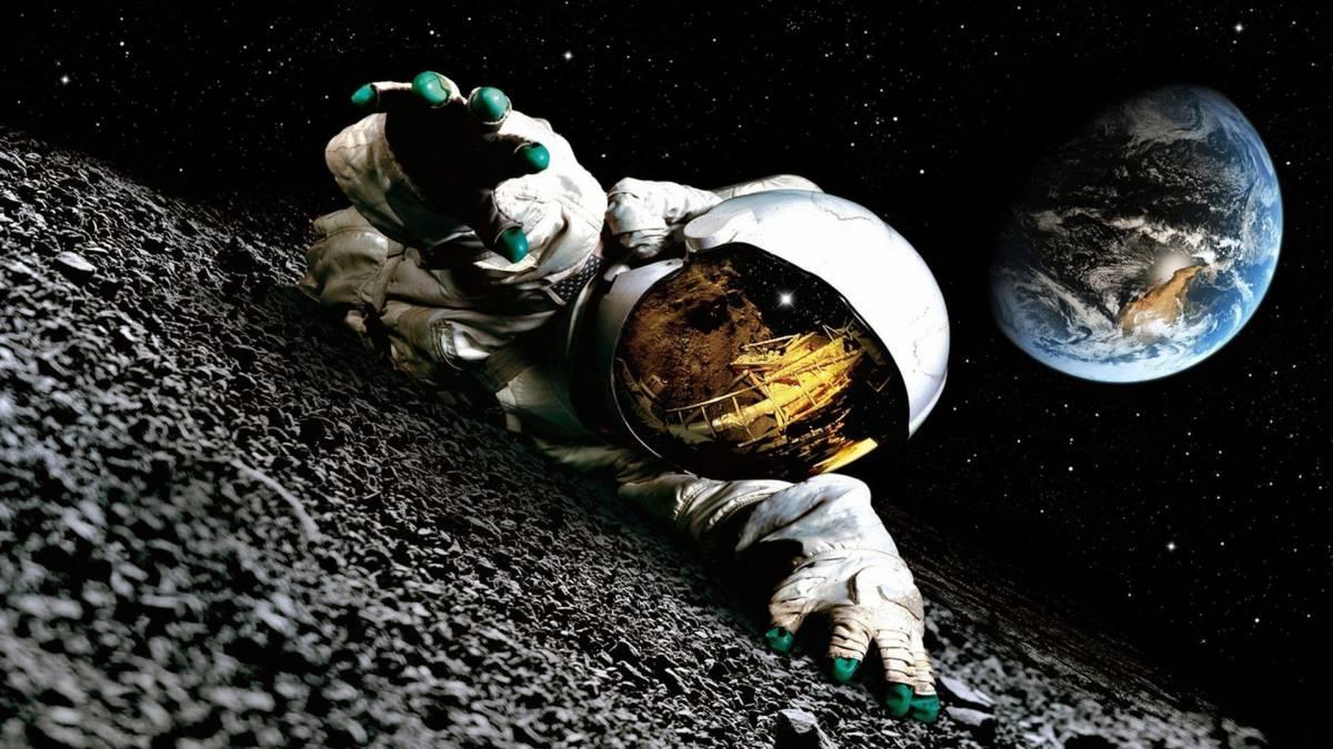 Qu hace la nasa con el cad ver de un astronauta en el for Espacio exterior 4k