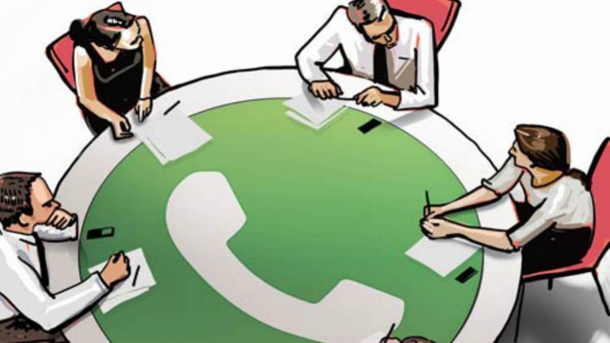 Cómo cambiar el administrador de un grupo de WhatsApp - AS.com