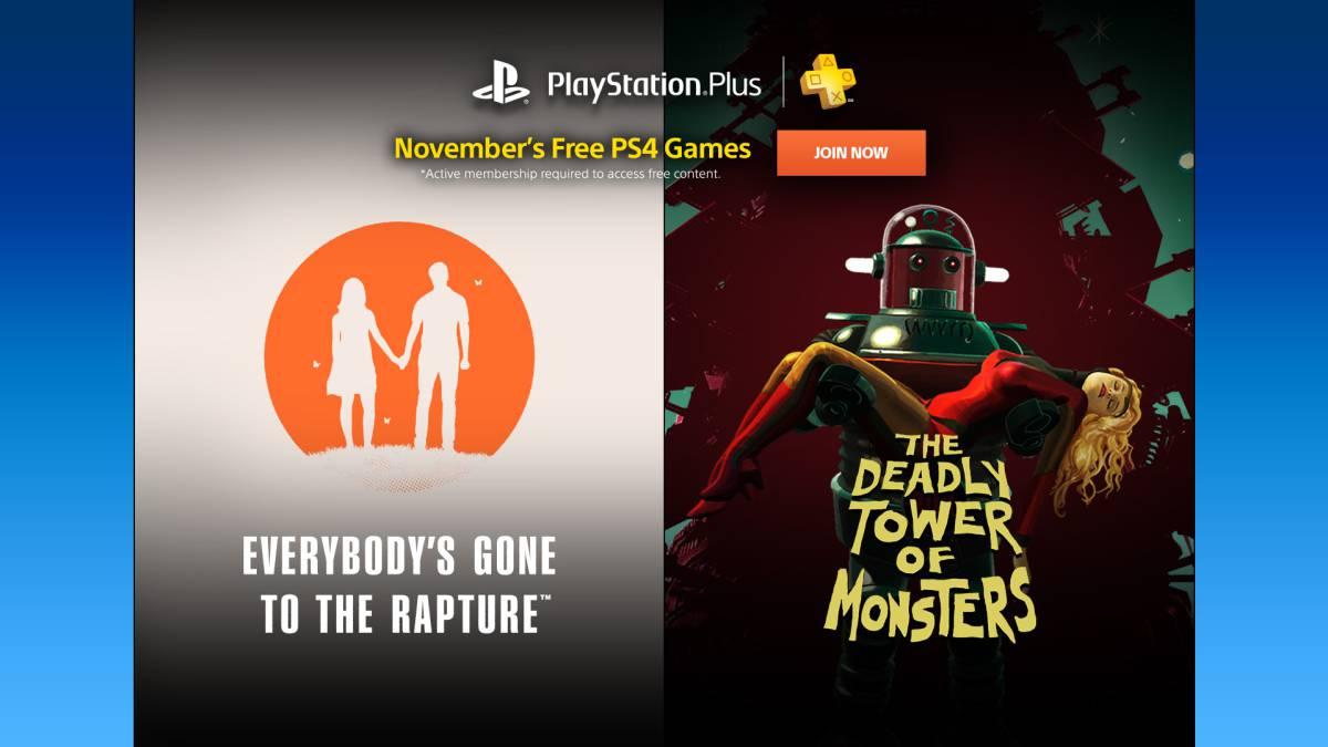 Juegos Gratis De Playstation Plus Para Ps4 Ps3 Y Vita En Noviembre