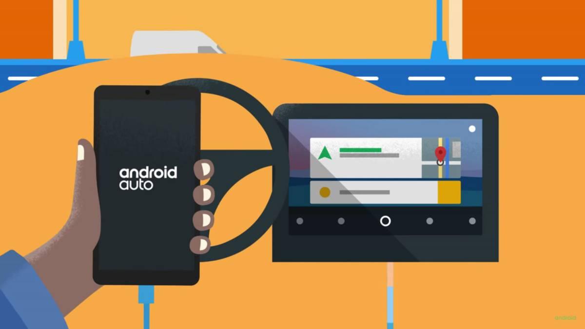 Conecta tu móvil al coche y contrólalo con Android Auto - AS.com