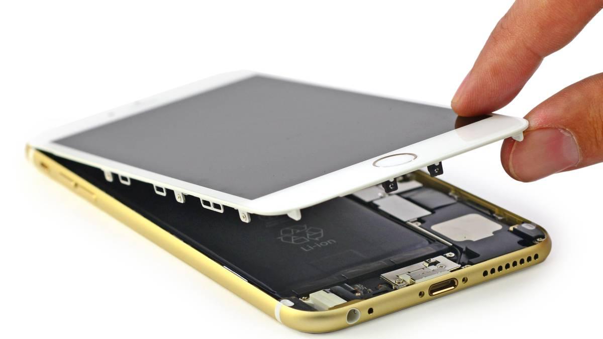 carcasa pantalla iphone 6 plus