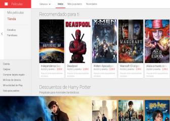 Ya puedes comprar películas en 4K en Google Play