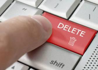 Cómo borrar todas tus cuentas de Internet en un momento