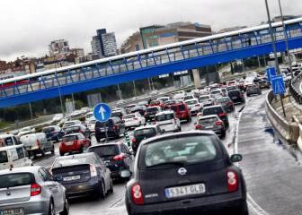 Apps para evitar atascos en el Puente de Diciembre