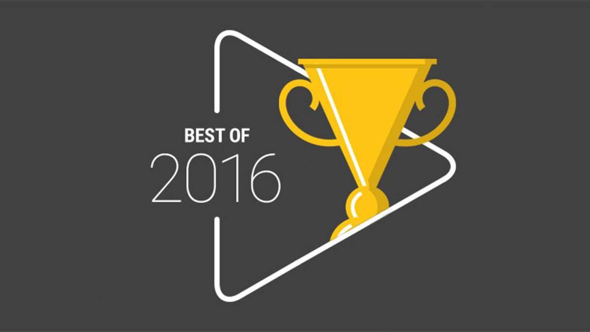 Google Play Muestra La Lista Con Las Mejores Apps Y Juegos Del 2016