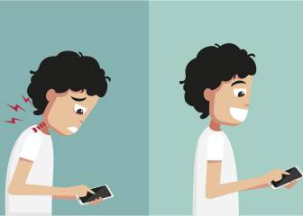 Posture, la app que te enseña a sujetar bien el móvil