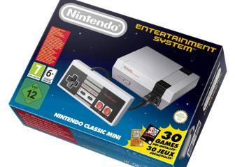 Dónde encontrar stock de la Mini NES de Nintendo