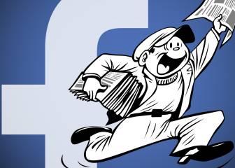 Cómo reportar noticias falsas a Facebook