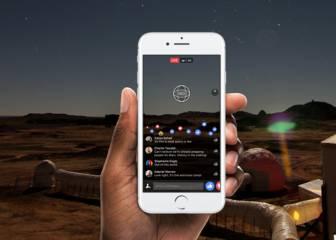 Facebook presta soporte para retransmitir en directo videos en 360º