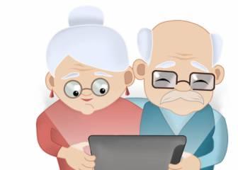 Ideas para regalar tecnología a los abuelos en Navidad
