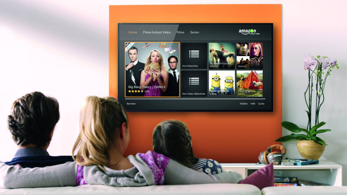 Amazon Prime V Deo Llega A Espa A Gratis Para Usuarios Premium  # Muebles Big Bang Theory