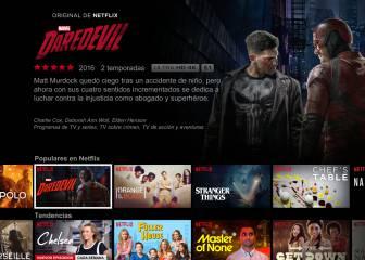 Utiliza la URL de Netflix para encontrar las series de los géneros que te gustan