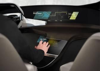 BMW detalla las características de su salpicadero holográfico