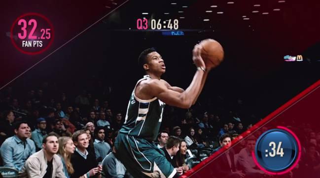 La NBA convierte los smartphones en una segunda pantalla interactiva