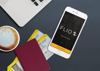 Flio, cómo acceder al WiFi gratis de un aeropuerto sin darse de alta
