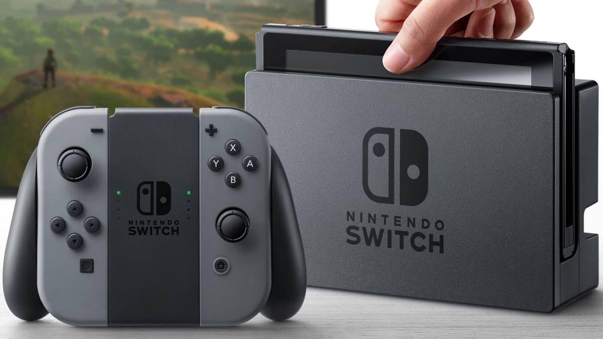 nintendo switch precio lanzamiento
