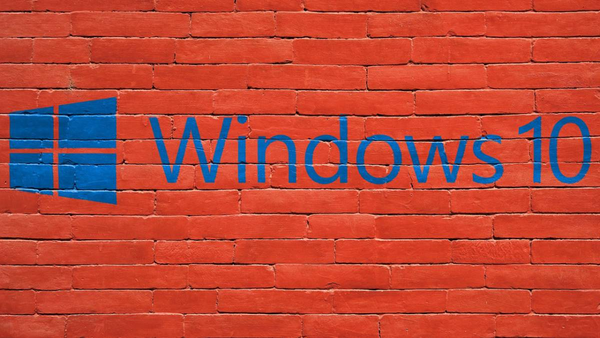windows 10 pared
