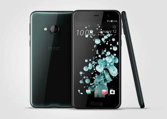 Características y precio oficiales del HTC U Play