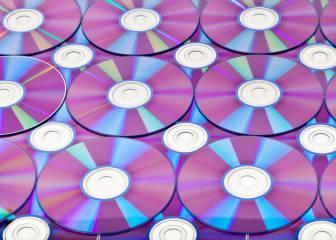 ¿Por qué los DVDs se graban de dentro a fuera?