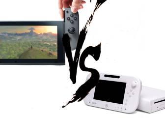 Los cambios y ventajas de Nintendo Switch frente a Wii U