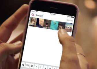 Snapchat facilita tus resultados con las búsquedas universales