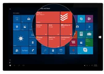 Cómo restaurar la configuración del menú Inicio de Windows 10 tras un formateo