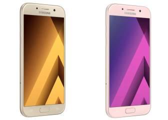 Precio del Samsung A5 y del Samsung A3 2017, la nueva gama media desde 329€
