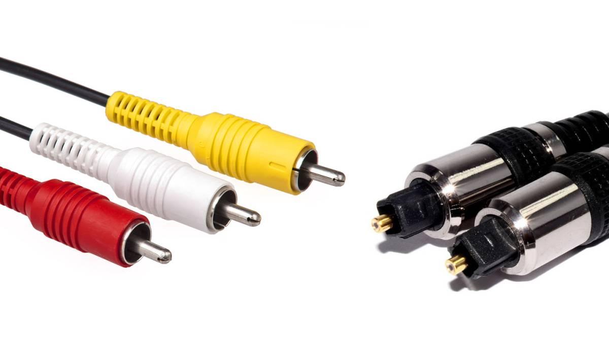 La mejor conexi n para un home cinema cable coaxial o - Cable de altavoces ...