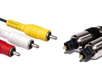 La mejor conexión para un Home cinema, ¿cable coaxial o cable óptico?