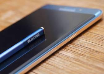 Samsung explica el problema del Samsung Galaxy Note 7