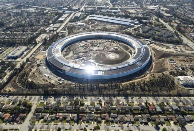 El Apple Campus 2, la joya de la Corona de Steve Jobs