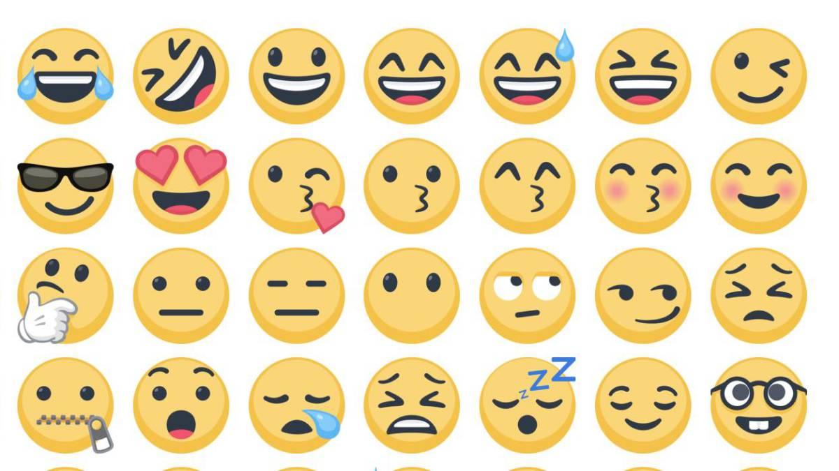 estos son los nuevos emojis para facebook que ya puedes usar as com