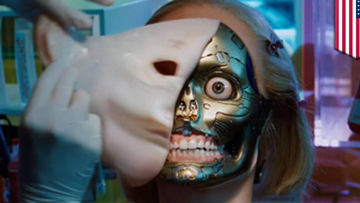 Robots de piel y carne humana a lo Terminator, ¿el futuro de la ...
