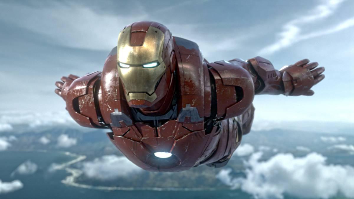 Conoce Al Iron Man Británico Que Vuela De Verdad
